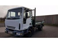Iveco EuroCargo 7.5tonne 55 plate