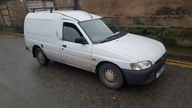 T reg ford escort van 1.8 diesel drives well power steering moted July £225 ovno