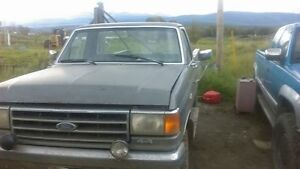 1991 Ford F-250 Pickup Truck Prince George British Columbia image 1