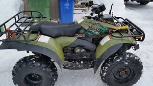 Polaris sportsman 2 temps 4x4