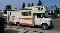 1973 23ft Motorhome