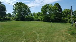 Lot available for RV camping