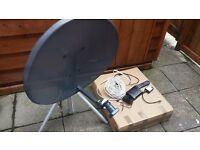 Freesat satellite system