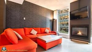 FULLY FURNISHED PRESTIGIOUS DOWNTOWN APARTMENT FOR RENT