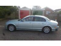 Jaguar S type 3.0l petrol/lpg automatic in good condition