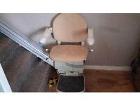 stair chair by handicare pick up
