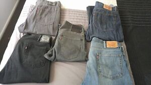 Mens Levis Jeans Oxenford Gold Coast North Preview