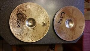 TRX Cymbals for sale - CHEAP Peterborough Peterborough Area image 2