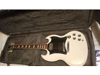 Gibson sg standard classic white (2012)