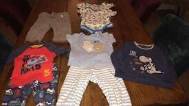Boys Clothing Age 12-18 Months