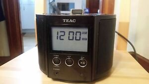 TEAC SR-L701 Hi-Fi Table Radio black
