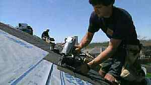 Looking for a roofing crew asap London Ontario image 1