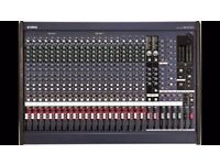 Yamaha MG 24:6 mixing desk (good working desk)