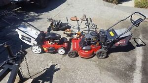 landscaping/maintenance equipment for sale