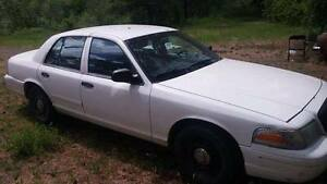 2004 P71 Crown Vic 1500 or trade for a 4x4 truck