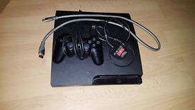 Playstation 3 conssole.