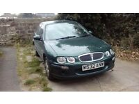 rover 25 perfect engine super long mot must see has to go today