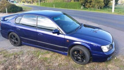2000 Subaru RX Acacia Hills Kentish Area Preview