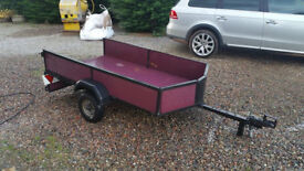 Strong household/General use trailer