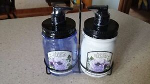 NEW - lotion/soap (lavender scent)