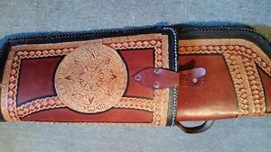 Hand made leather case London Ontario image 3