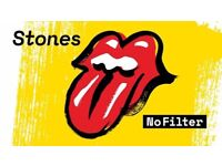 Rolling Stones Amsterdam tickets! SEP 30TH X 2 TICKETS SIDE BY SIDE