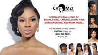 Chomzy Hair Beauty Affairs