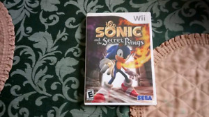 Sonic Wii Game
