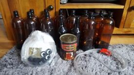home made brewing beer kit