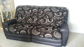 3 seater SCS sofa x 2 for sale