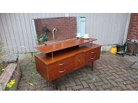 Vintage retro Austinsuite dressing table