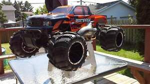 Modified 30cc Redcat 1/5 scale Monster Truck RTR