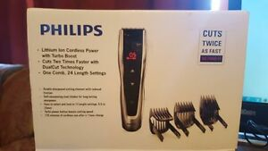 Phillips HC7450/15 Cordless Trimmer
