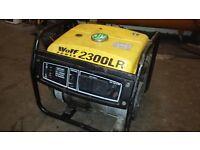 Generator 240 volt No 110