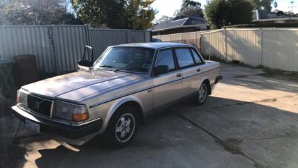 1987 Volvo 240 GL