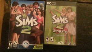 The Sims computer games