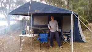Oztrail camper trailer Bonnet Hill Kingborough Area Preview