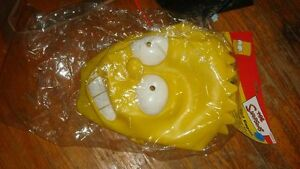 Adult Halloween Mask-Bart Simpson