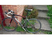Used Giant Defy 2 road bike for sale - Frame size S, can fit 5'6 to 5'10
