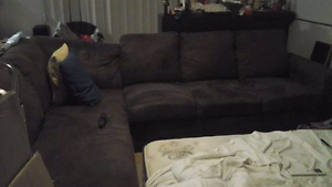 5 seater sofa with chaise Penrith Penrith Area Preview