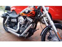 Harley Davidson Wide Glide 2019