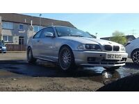 BMW 318 ci coupe 2002 2lr.. full years mot