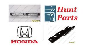 Honda Civic 2016-2017 Grille Moulding Lower Upper Hood Hinge