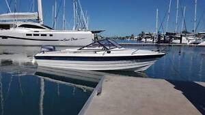 5.4 meter stedcraft 1990 yamaha 90hp 2009 brand new sealink trail Maroochydore Maroochydore Area Preview