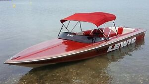 WANTED SKI BOAT LEWIS OR MALIBU RUNNING OR NOT ANY CONDITION Morisset Lake Macquarie Area Preview