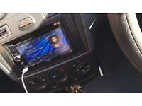 "Open to offers Sony XAV-63 Double Din 6.1"" touchscreen multimedia station iPod/iPhone Compatible"