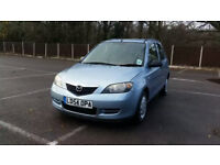 Mazda 2 Diesel 1.4 Manual 2004 £30 Road Tax and Low Miles Lovely Car