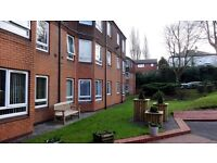 Over 55's second floor flat to rent in Millbrook House, Lime Street, Farnworth, Bolton BL4 8DA