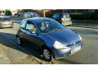 2005 FORD KA 12 MONTHS MOT. NEW BRAKES. NEW TYRES. SERVICED.