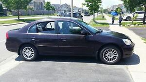 2001 Acura EL/ Good running condition/ Used/ For sale today!